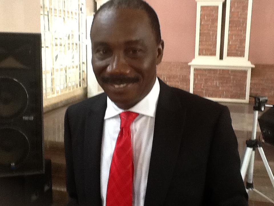 Ernest Ojukwu